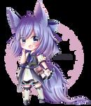 (AT) Blue Fox by Milavana