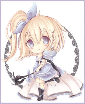 Little Axe Girl