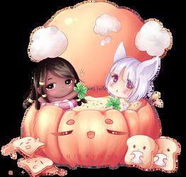 (YCH) Pumpkin Soup