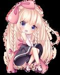 (OC) It's me, Mila! by Milavana