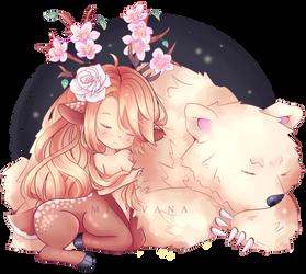 (C) Fluffy nap