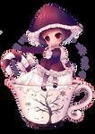 (R) Hot chocolate