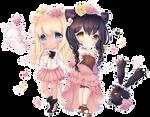 (C) Flower girls