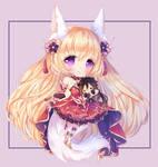(C) Little royal fox