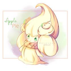 Apple Pie Alcremie