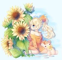 Sunflower Mila