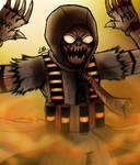 BATMAN VILLAINS // Scarecrow