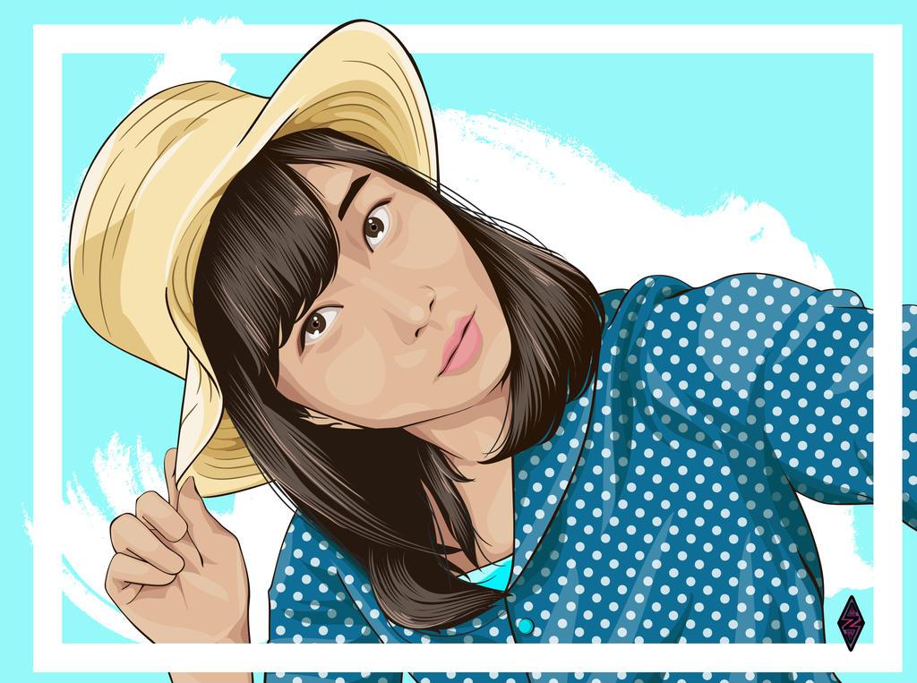 Yui Yokoyama by niifz336