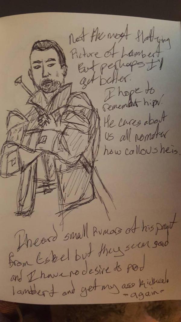 Leo's Journal 5 by Killereria