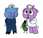 Lammy and Truffles