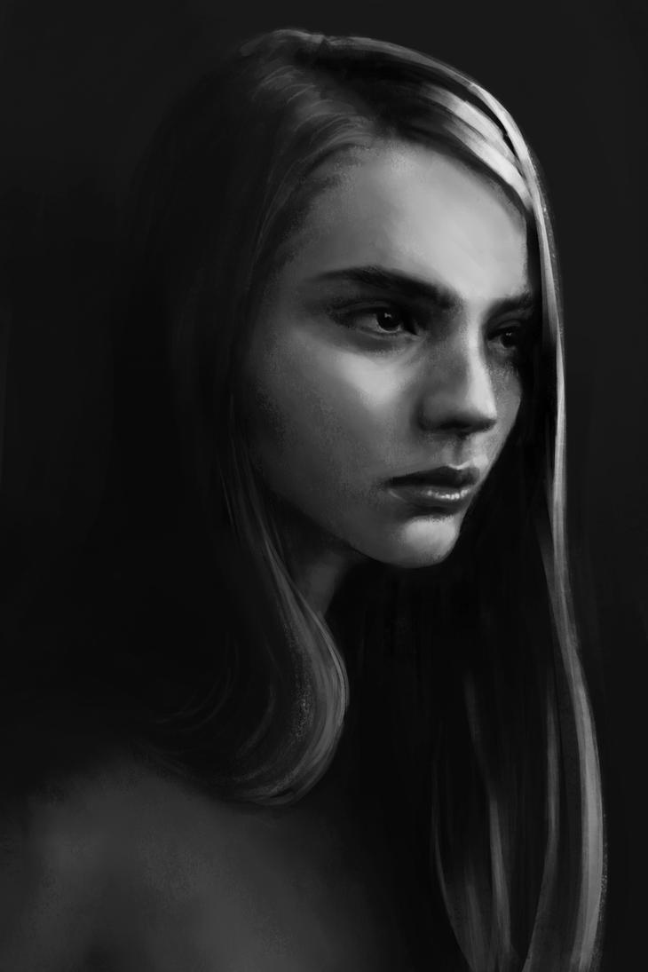 Portrait 09/09 by myriamelle