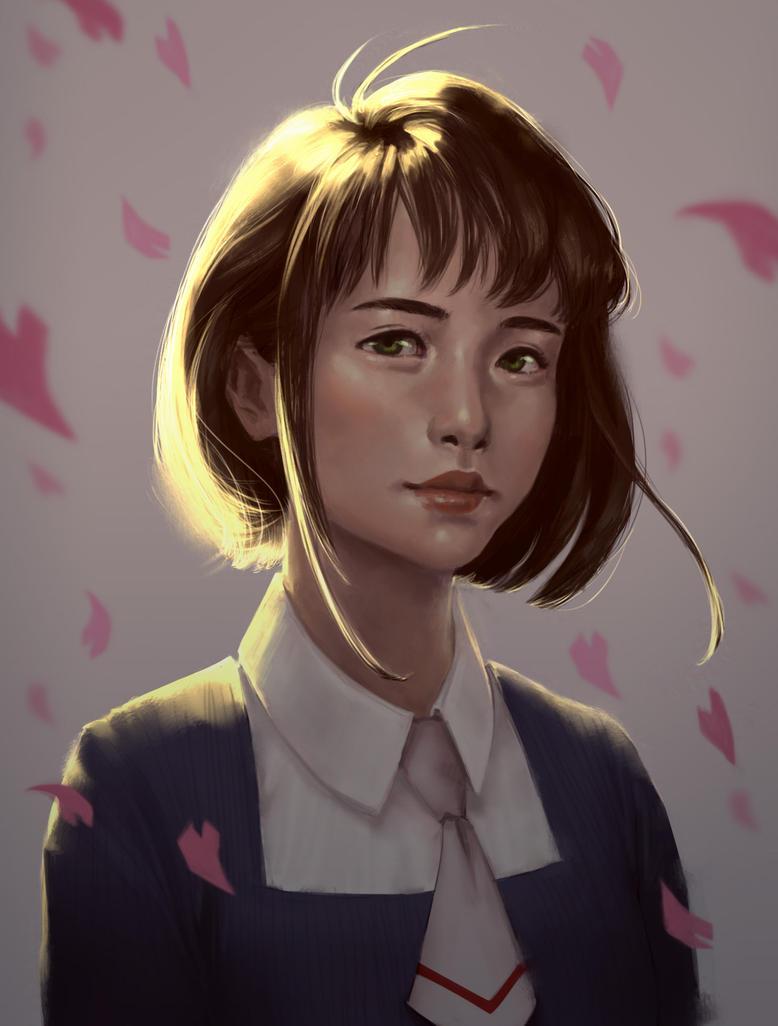 Sakura Kinomoto by myriamelle