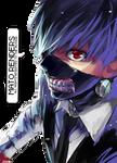 [Render] Kaneki Ken   Tokyo Ghoul