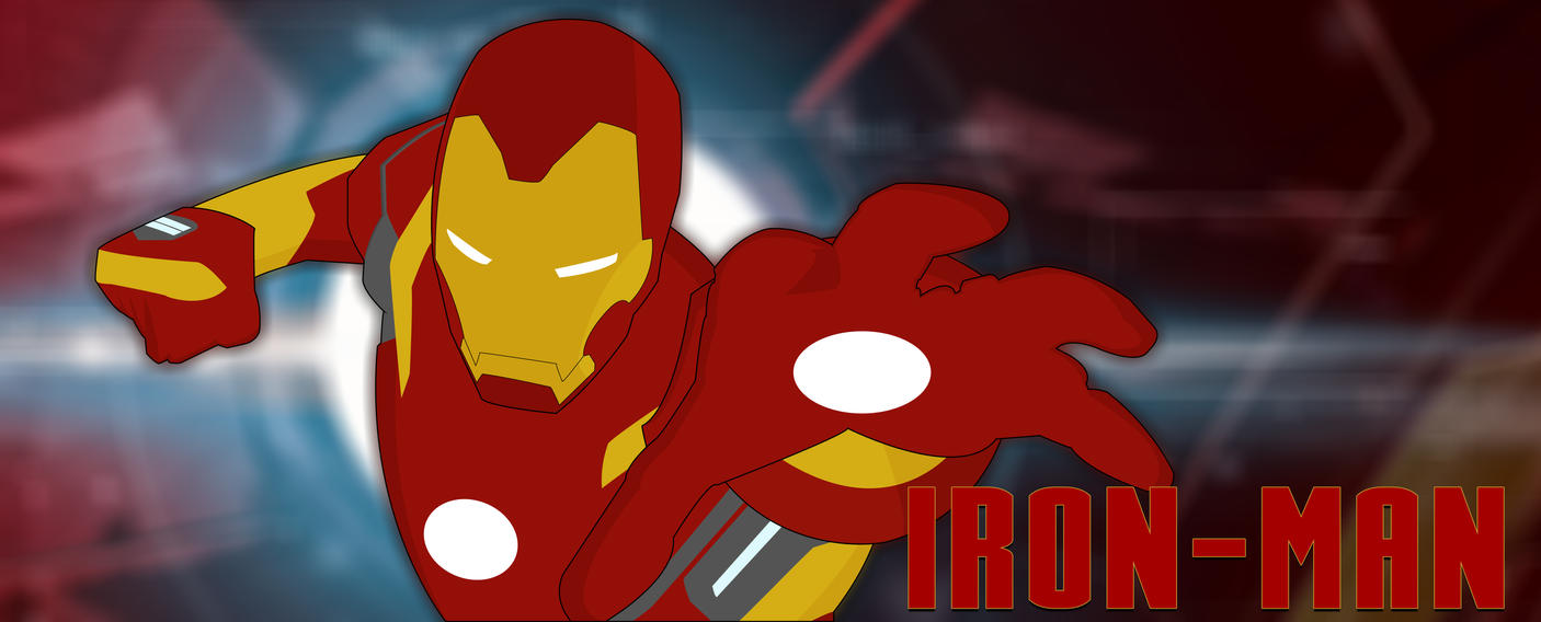 iron man fan-artbrucealga on deviantart