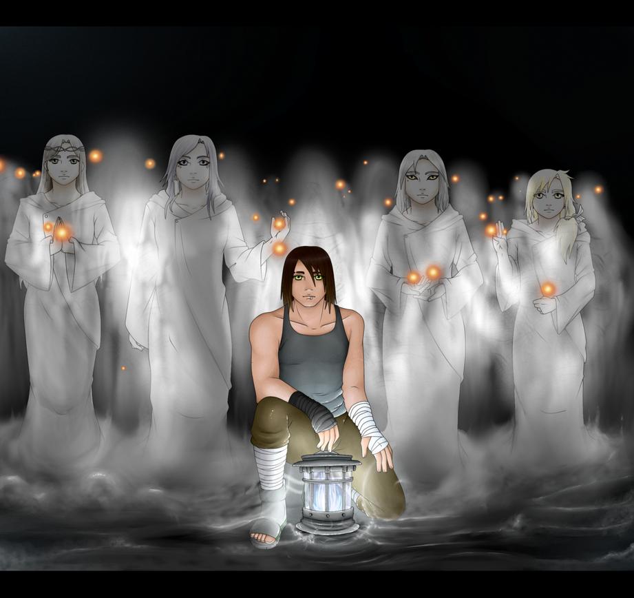 Spiritual companions by Daashe