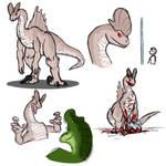 Jurassic World Hybrid Idea