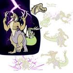 Gateway Beatdown: Necrosaurus