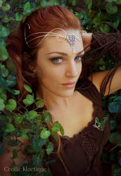 Elven princess by Noctique-Art