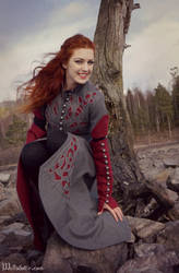 Medieval coat by Noctique-Art