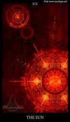 Sun ~ Dreamwalker tarot card