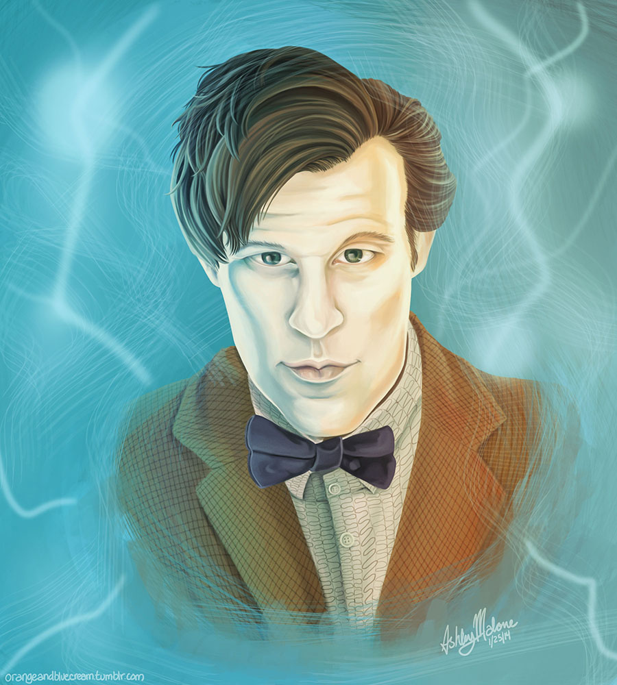 Dr. Who? by Orangeandbluecream