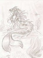 Mermaid by SparkOut1911