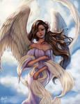 Catriona: Angelic