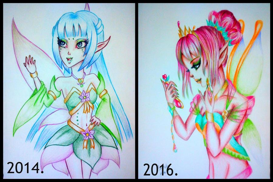 Fairy Styles by Azuma-Sandy