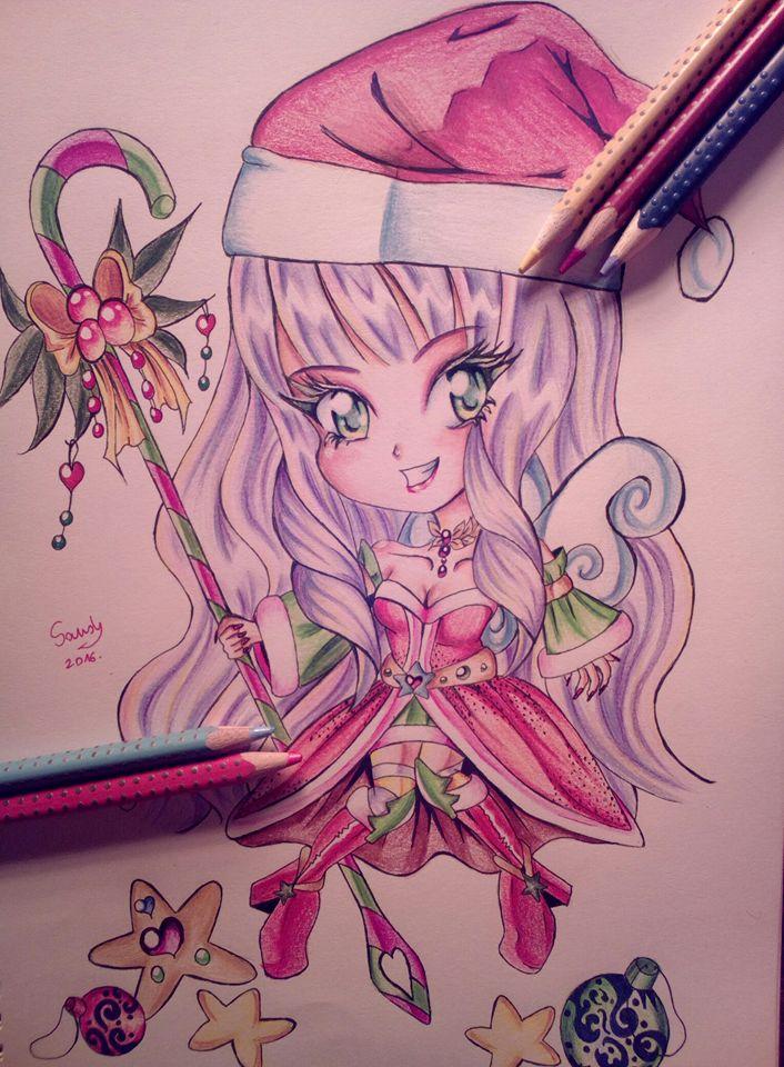 Later christmas by Azuma-Sandy