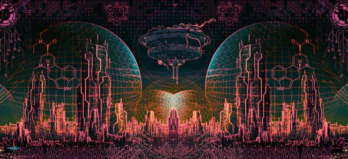 Cybercity 4K