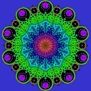 Mandala 1440p