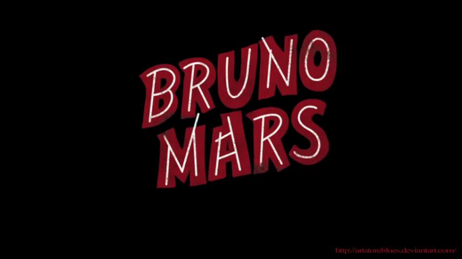 Bruno Mars Logo By Inmany On DeviantArt