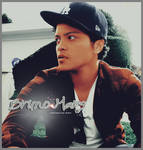 Bruno Mars Color 2 by inmany