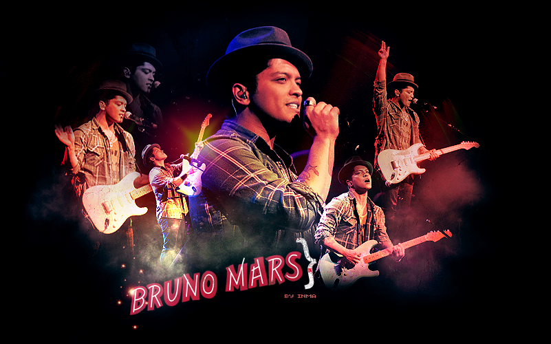 Bruno Mars Header 2 by inmany on DeviantArt