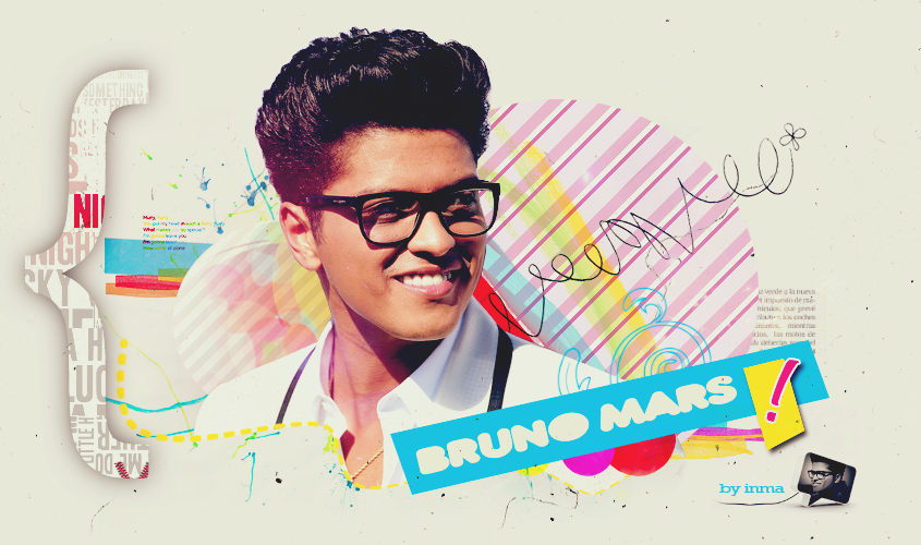 Bruno Mars Header 3 by inmany on DeviantArt