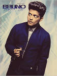 Bruno Mars Color 3 by inmany