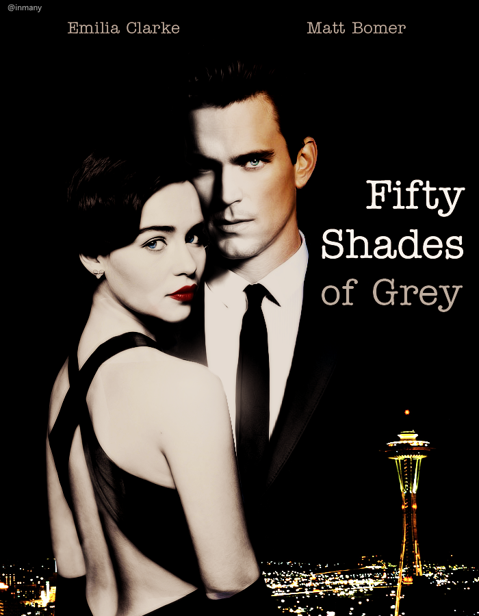 fifty shades of grey 2nd movie poster by inmany on