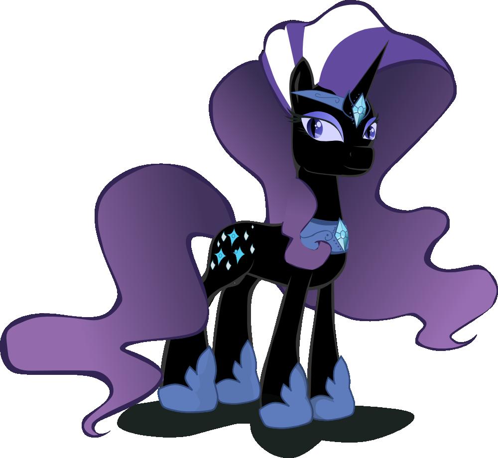 Rarity Pony R34 Mlp Nightmare Rarity R...