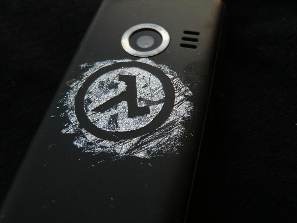 Lambda Phone by JennIncane