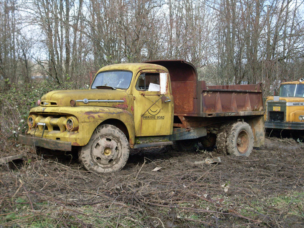 1952 Ford Dump Truck Wiring Data 1961 F 6 By Pb1kenobi On Deviantart Rh Com For Sale 1950