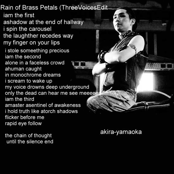 Rain of Brass Petals Three Voices Edit by al-iraqi