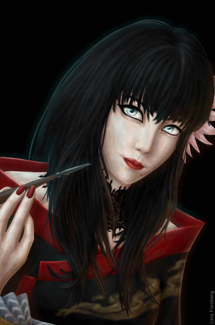 Yotsuyu by TheRealLunaQ