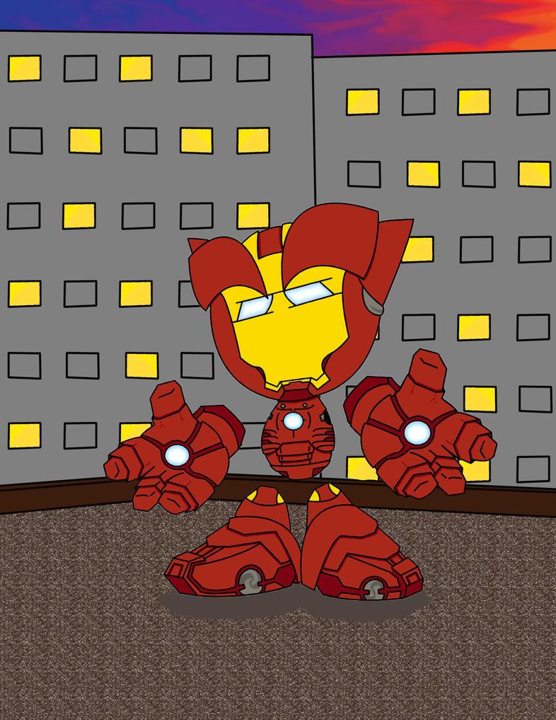 Iron Fella by Darkkiddo