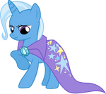 Waiting Trixie Vector