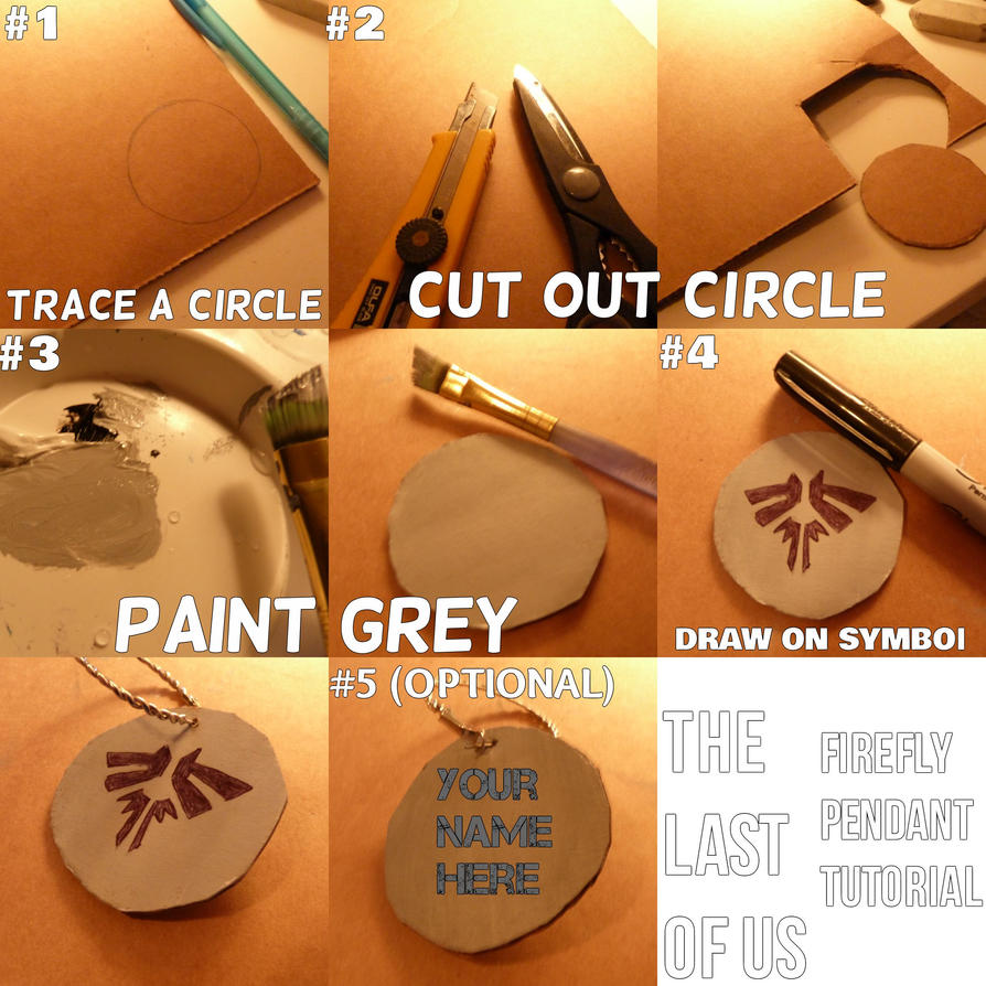 The last of us firefly pendant easy tutorial by a camp97 on deviantart the last of us firefly pendant easy tutorial by a camp97 aloadofball Image collections
