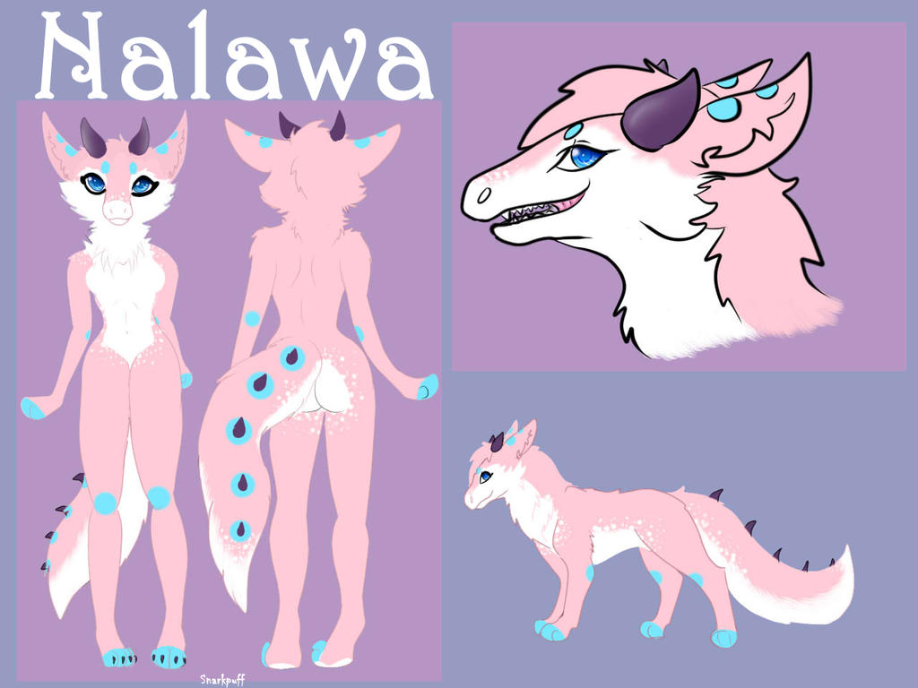 Nalawa Reference Sheet by Snarkpuff