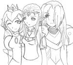 Nintendo Girls