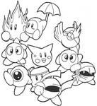 Kirby Baddies