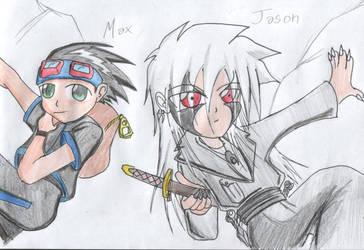 Jason and MAX by Jason3