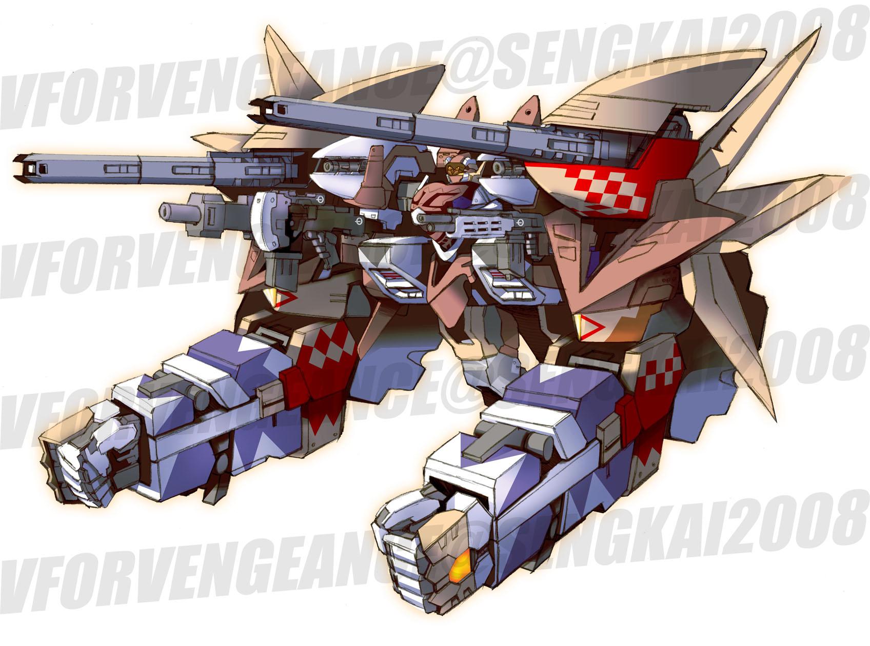 SRW OG: XRX series- X2 by vforvengeance